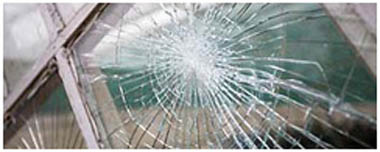 Portsmouth Smashed Glass